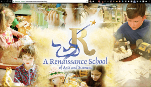 [CASE STUDY_ AFTER] _Renaissance School of Portland, OR_ (Website Redesign) 0-36 screenshot